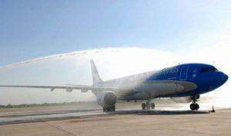 Los aeronáuticos seguirán negociando un aumento salarial la próxima semana