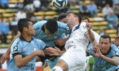 Barilochense debutó en la Primera de Vélez