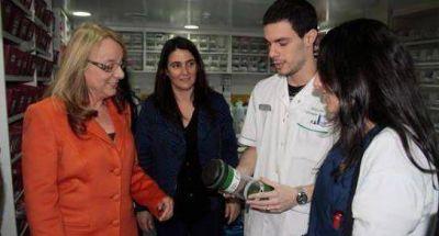 Tres ministras nacionales en Rosario