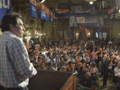 """Hugo Godoy: """"Queremos profundizar los tiempos de cambio que abrió la rebelión del 2001"""""""