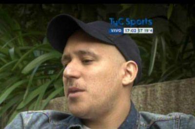 El duro momento de Jonas Gutiérrez, que pelea contra una enfermedad