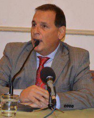 Ponce disparó contra Compromiso Federal y el sistema de puntos de la licencia de conducir provincial