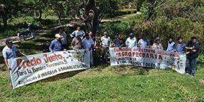 Los productores agropecuarios buscan soluciones para el sector