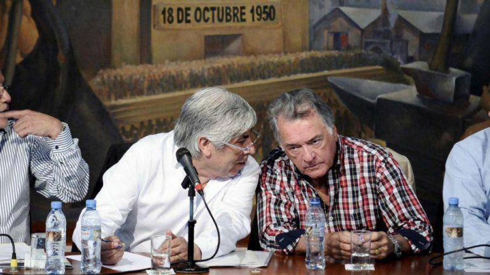 Tras la denuncia de la Presidente, Moyano y Barrionuevo evitaron anunciar más medidas de fuerza