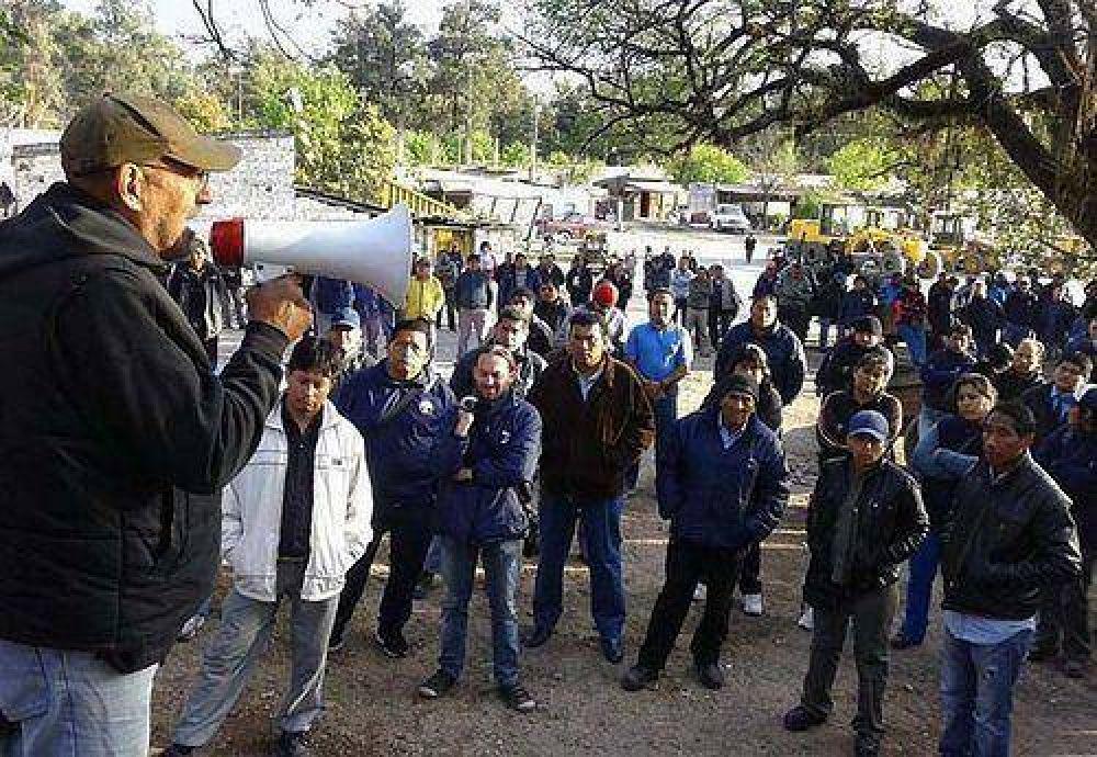 El SEOM se pronunció contra un pacto entre Raúl Jorge y Milagro Sala