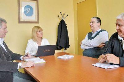 Salud junto a la Universidad contin�an avanzando en la conformaci�n de la Carrera de Medicina