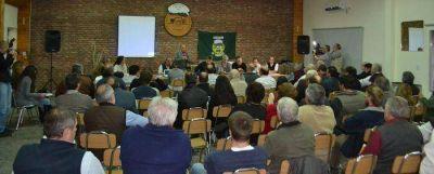 CARBAP y productores rurales se reunieron en Tornquist