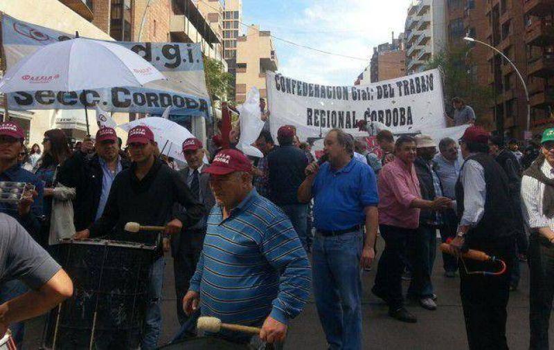 Los empleados de la Afip paran por reclamo salarial