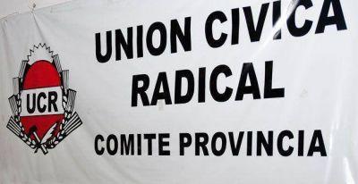 """""""Desdoblamiento: el PJ tiene miedo de perder"""", dice el Comité Provincia de la UCR"""