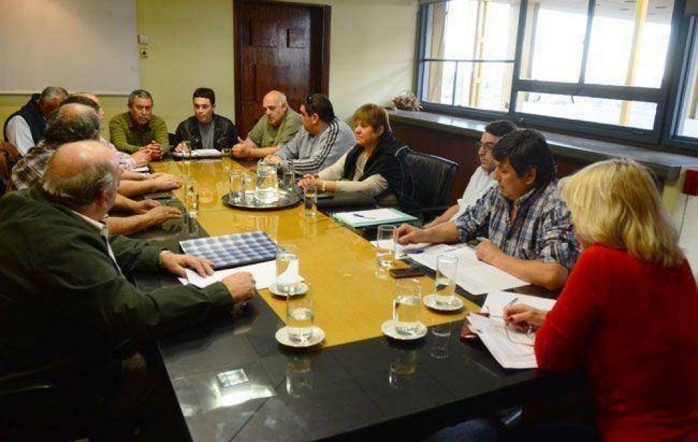La Intersindical y el gobierno dieron un paso hacia una recategorización