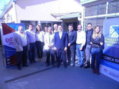 El Consejo de la Microempresa en la EXPOJUY 2014