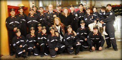 García Larraburu celebró las modificaciones de la ley de Bomberos Voluntarios de Argentina
