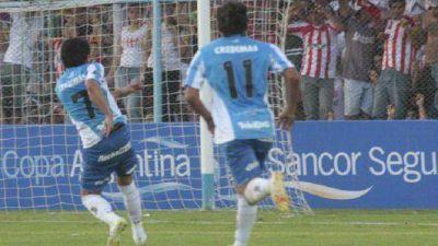 Atlético sumó otro punto para seguir arriba en la tabla