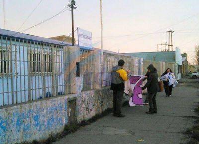 Docentes desalojaron el ministerio de Trabajo y guardan expectativas para mañana