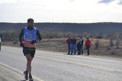 Ultra Maratón 3: Sciurano pasó Tolhuin y llegó al Valdéz