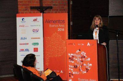 Tornquist participó de la Primera Cumbre de Alimentos, Nutrición y Salud
