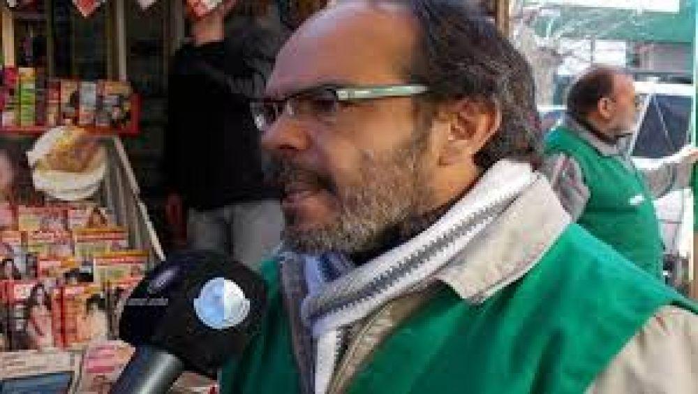 """Díaz: """"Scioli nos convocó para las paritarias y luego las suspendió"""""""
