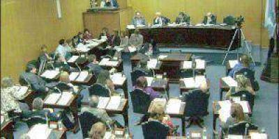 """Dos años atrás el oficialismo aseguró que era """"inviable"""" crear un acueducto"""