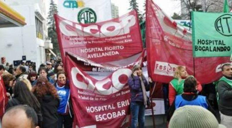 Paro de estatales y médicos afectará la atención en la ciudad