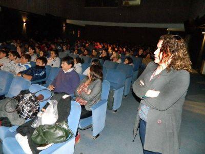 Importante Jornada Universitaria en Roque Pérez