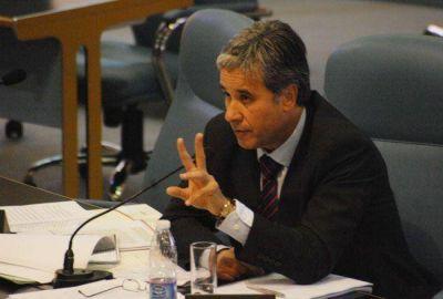 Corrupción en el Megaestadio: el diputado Hugo Pérez quiere darle datos al fiscal Sancho