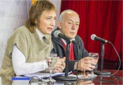 """""""Hay que preservar los intereses de las provincias productoras"""", destacó Crocianelli"""