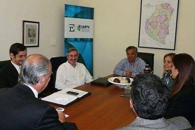 Incorporarán el servicio de gas natural en los grupos de viviendas del IAPV