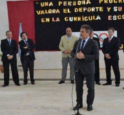 La Nación construirá la nueva pista de atletismo