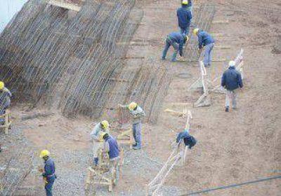 Construyen una nueva sede de la central del BPN