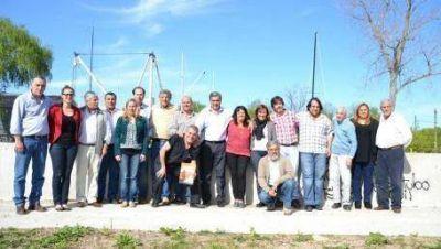 Un encuentro de concejales para debatir la Región Capital