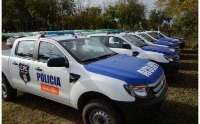 """Personal policial """"muy disconforme"""" con la extensión de horarios de patrullaje"""