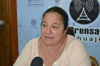 La titular de Salud, Marta Defrancisco, confirm� que en Pehuaj� hay seis casos