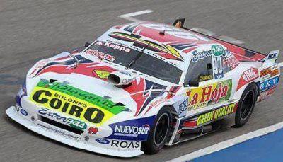 TC en San Luis: Nicolás Pezzucchi quedó 25°