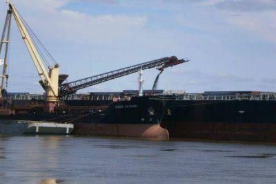 Se acordó la reconstrucción del muelle del puerto Ibicuy