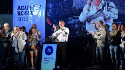 Como en campa�a, Rossi visit� Mendoza y dijo que el oficialismo ganar� las elecciones de 2015