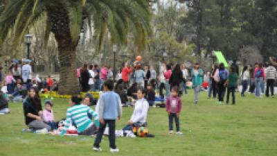 El día de la primavera arranca con actividades en el país