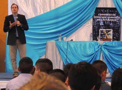 """Dalmacio Mera: """"Una sociedad cada vez más humanitaria sólo se construye con la participación de todos"""""""