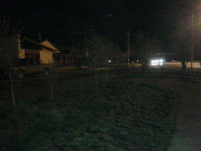 Apagón en Río Gallegos, cuando Lanata empezó el programa sobre Máximo