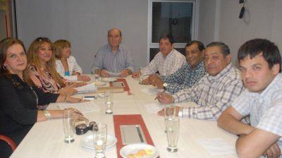 Reunión de legisladores