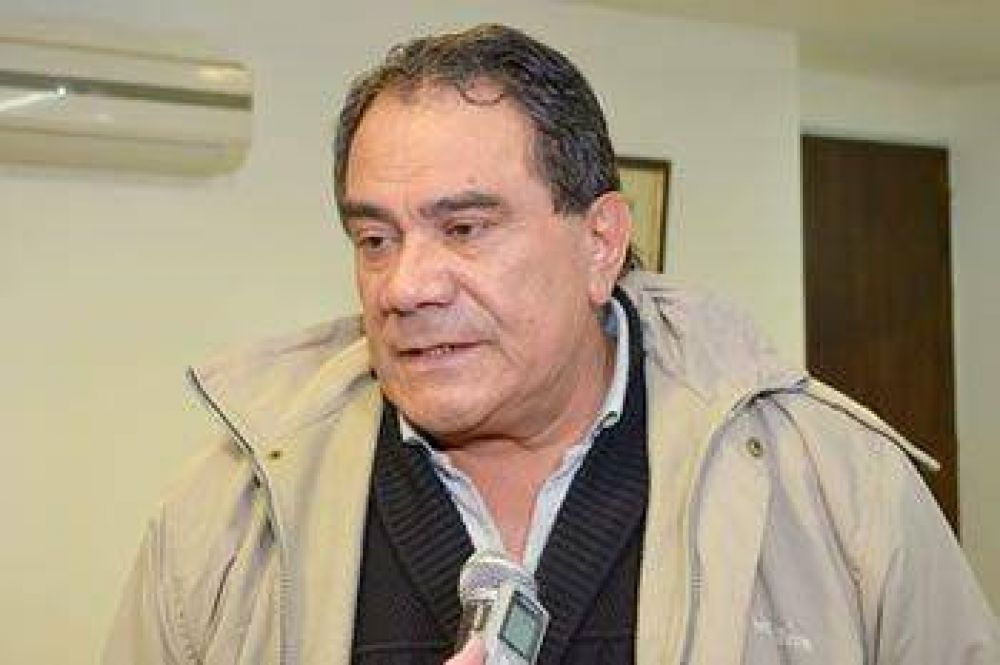 CARRIZO ANUNCIÓ QUE SE PRESENTARÁ PARA UN NUEVO MANDATO AL FRENTE DEL SOEMCO