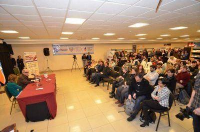 La UNTDF presentó la carrera en Licenciatura en Medios Audiovisuales