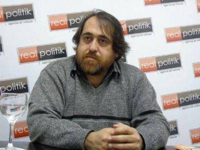"""Gerardo Preste: """"Scheffer me hace a acordar a Fidel Pintos porque hablaba mucho y no decía nada"""""""