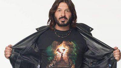 Dami�n de Santo, otro actor que suma frases dur�simas por la inseguridad