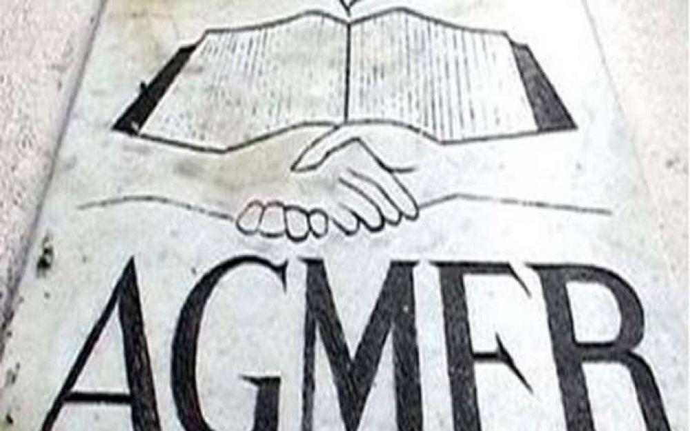 Agmer lanzá la convocatoria a elecciones generales