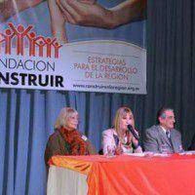 Aída Ayala presentará el Plan Construir en General San Martín