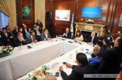 Centrales sindicales internacionales expresaron su apoyo a la Presidenta respecto al litigio con fondos buitre