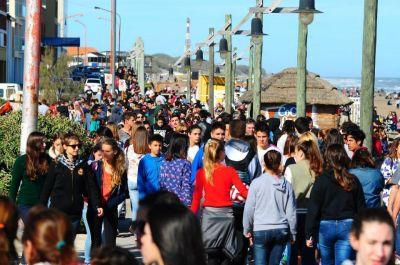Fiesta de la Primavera en Monte Hermoso: Marcos Fern�ndez qued� conforme
