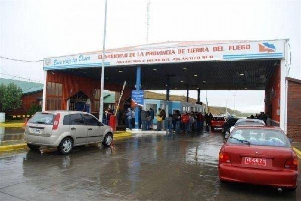 Paro aduanero dejará incomunicada la provincia por 5 días