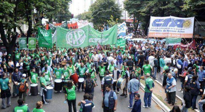 Ley de Municipales: ATE no se quiere quedar afuera y moviliza un día antes que FESIMUBO