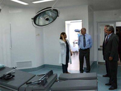 Normal funcionamiento el Hospital Materno Infantil